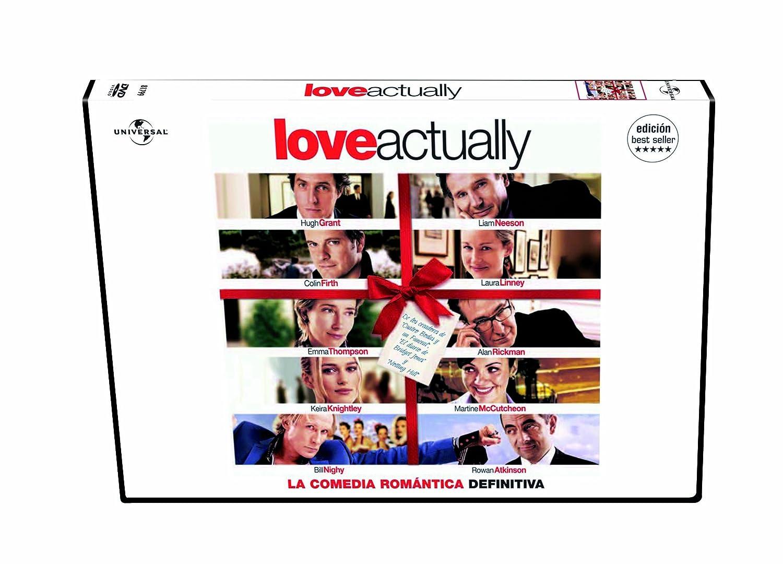 DVD o Blu-Ray de Love Actually