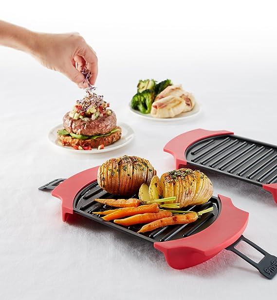 Amazon.com: Lekue Microwave Grill: Kitchen & Dining