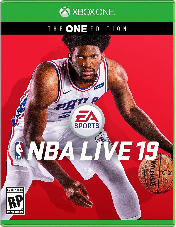 Amazon com: NBA Live 19 - PlayStation 4: Electronic Arts