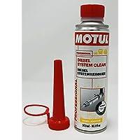 MOTUL Aditivo Combustible Professional Diesel System Clean 300 ml (formula mejorada 2018)