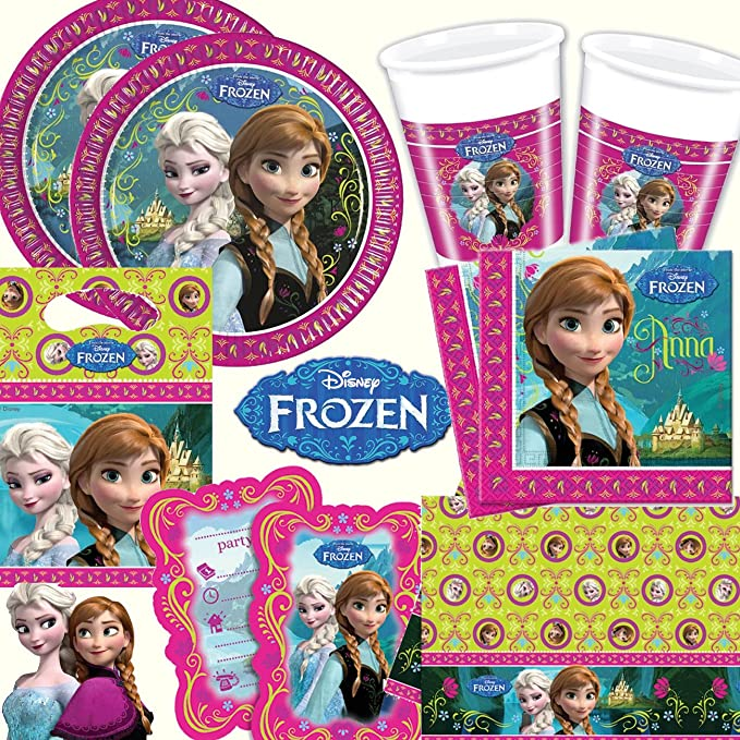 101 Juego de * Frozen - La Reina De Hielo * Fiesta de ...