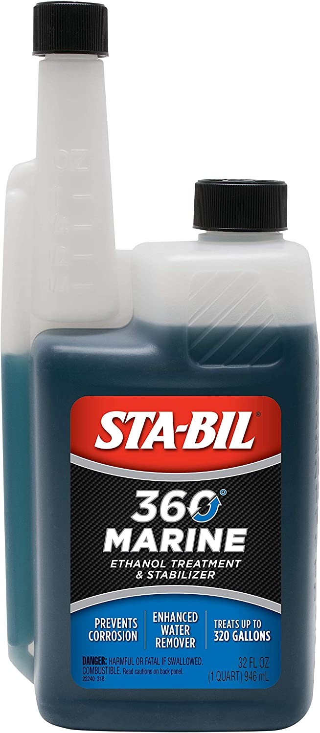 STA-BIL (22239) 360 Marine Ethanol Treatment and Fuel Stabilizer Review