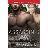 Assassin's Soul [Paranormal Wars: Amur 2] (Siren Publishing Classic ManLove)