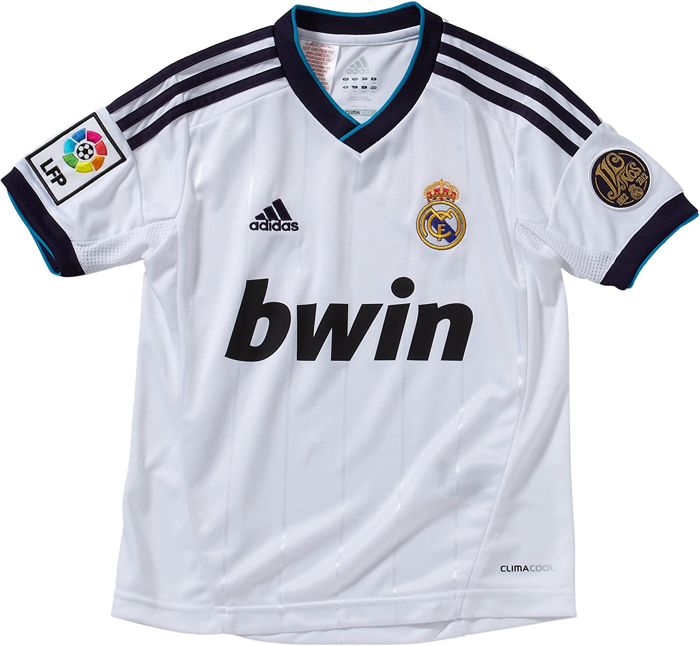 Adidas Real Madrid C.F. Camiseta del Real Madrid 2012 2013