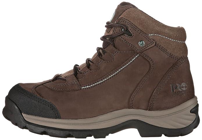 9faf3c313cf Timberland PRO Women's Ratchet Hiker Work Boot