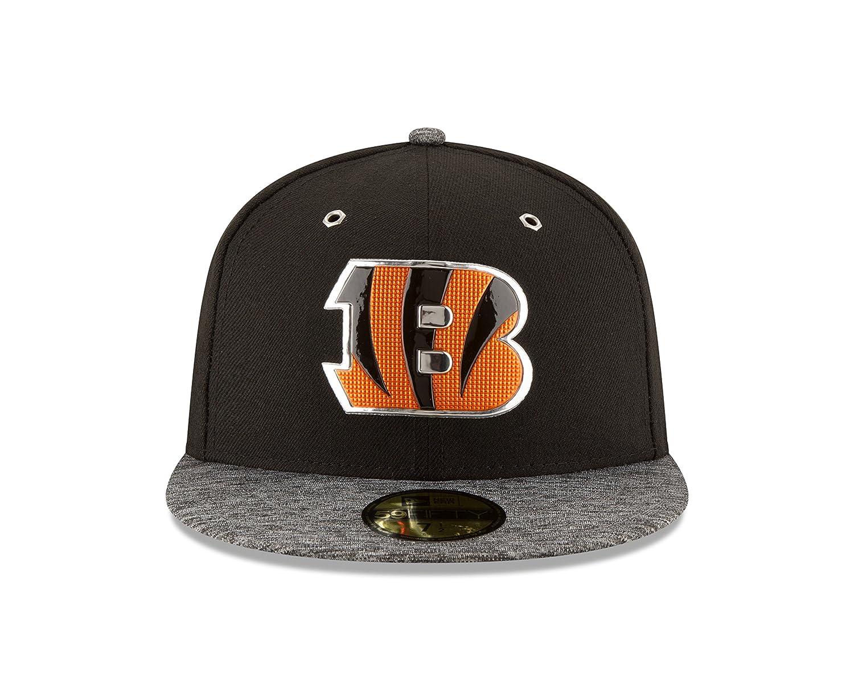 big sale 4cd90 c271f Amazon.com   New Era NFL 2016 Draft 59FIFTY Fitted Cap   Clothing