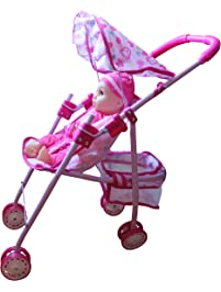 Amazon Com Strollers Doll Accessories Toys Amp Games