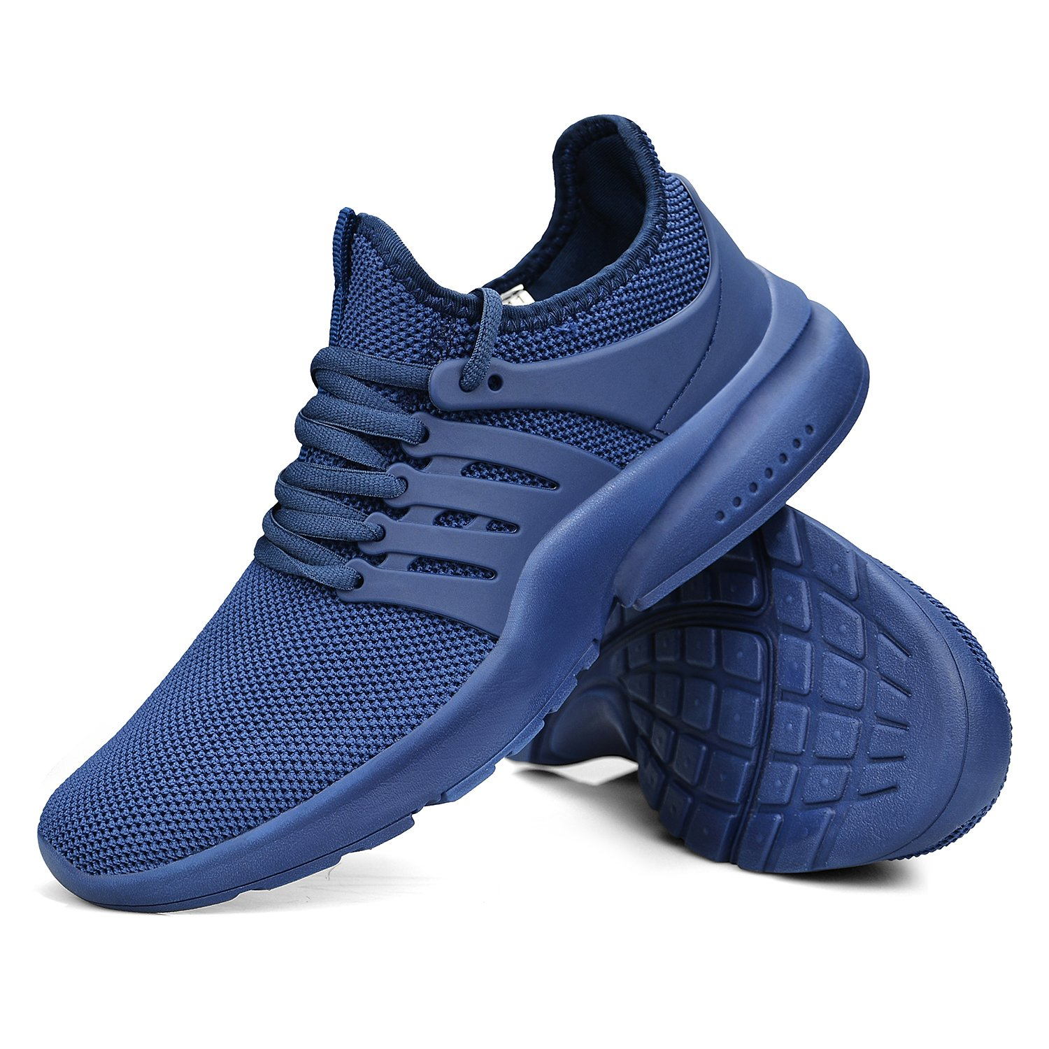 ZOCAVIA Women's Running Shoes Ultra Lightweight Breathable Mesh Sport Sneaker Casual Athletic Shoes B07DN5NC2Q 7 B(M) US|Blue