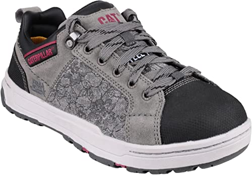 Safety Trainers Shoes Grey (Womens UK