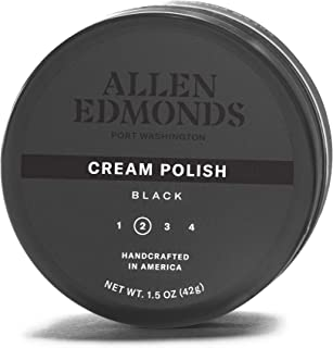product image for Allen Edmonds Men's Cream Polish Shoe