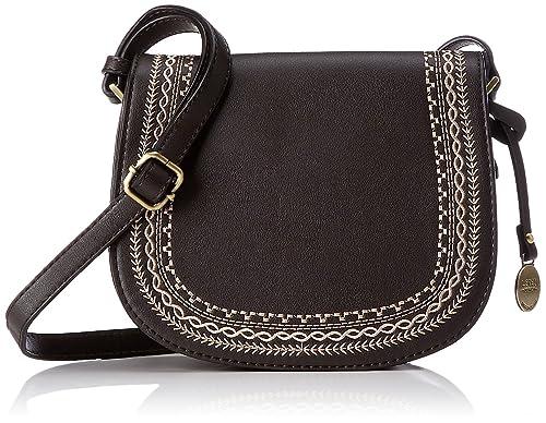 L.Credi Rosenheim, Women's Cross-Body Bag, Grau, 7