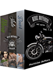 Rebel Wayfarers MC Vol 1-3: Boxed Set (Rebel Wayfarers MC Boxset Book 1)
