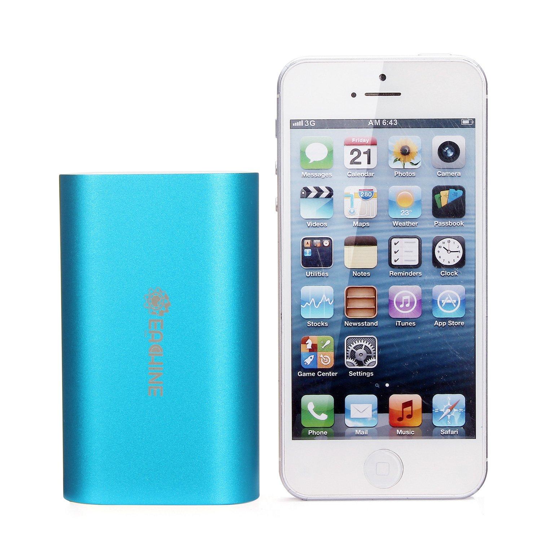 Eachine mAh X7 Power Bank Tragbares Ladegerät Externer Akku Schnell Laden für iPhone 6 6 PLUS 5 5S 5 C 4 4S Samsung S6 S6 Edge S5 S3 S4 i9300 i9500