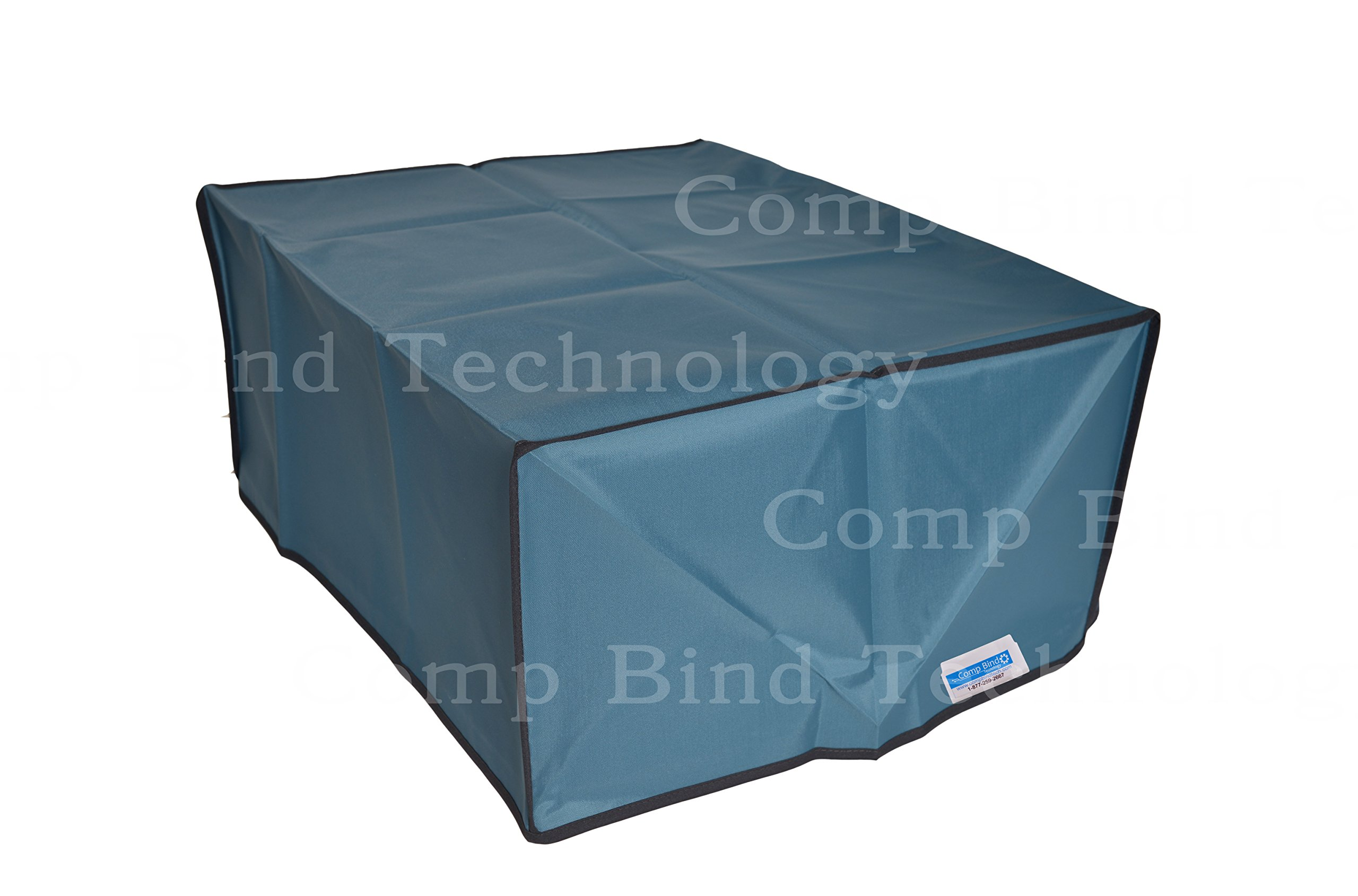 Epson SureColor F9370 Inkjet Printer Petroleum Blue Dust Cover By Comp Bind Technology Size 103''W x 37''D x 53''H'' by Comp Bind Technology
