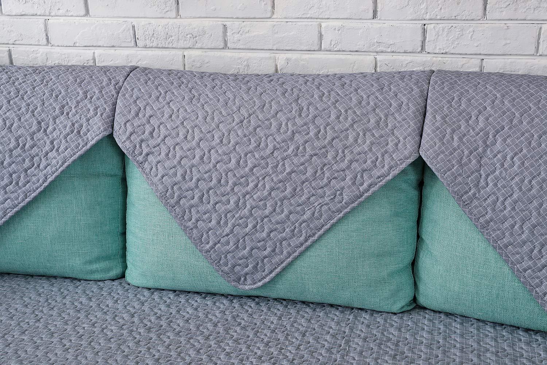 Qrity 3X Funda de sofá Sofá Proteger Cubre sofá, Anti ...