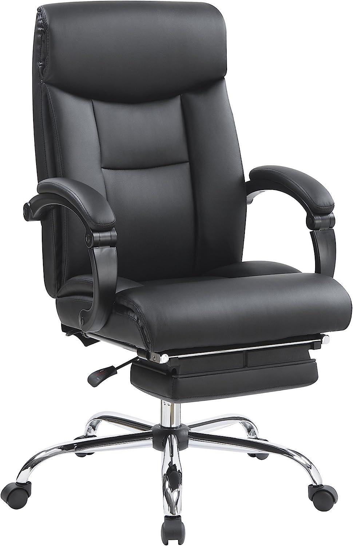 Coaster 801318-CO Furniture Executive Chair with Chrome Base