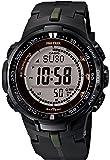 [カシオ]CASIO 腕時計 PROTREK RM Series トリプルセンサー Ver.3搭載 世界6局電波対応ソーラーウオッチ   PRW-S3000-1JF メンズ