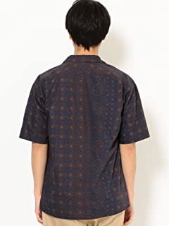 Liberty Camp Shirt 3216-166-1233: Navy
