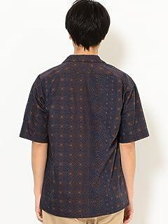 Liberty Camp Shirt 3216-166-1233: Navy