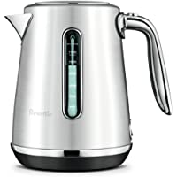 Breville BKE735BSS Luxe Kettle, Brushed Stainless Steel