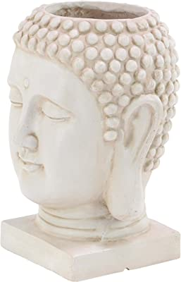 white-clay-smiling-buddha