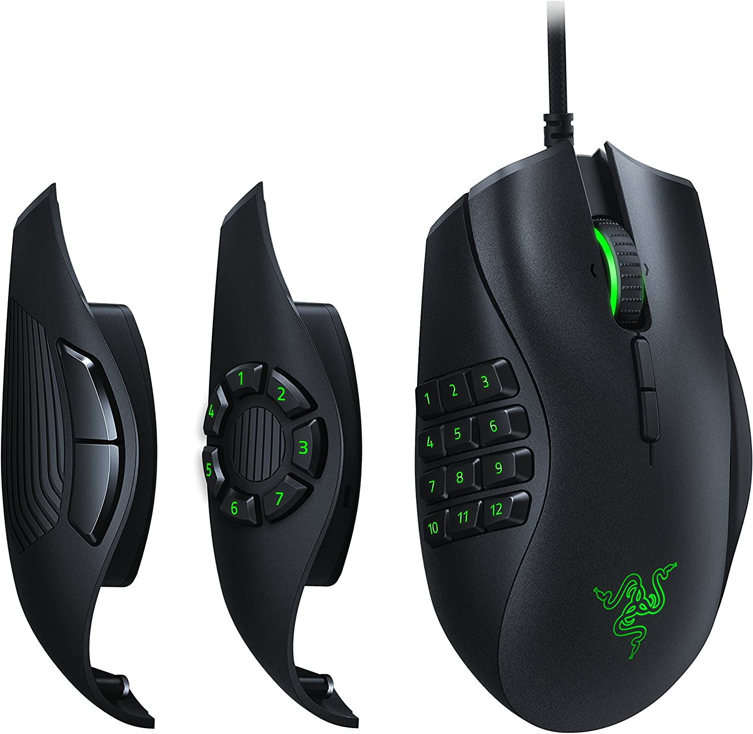 Razer Naga Trinity, Best Gaming Mouse for PC 2020