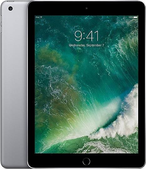 Amazon Com Apple Ipad With Wifi 32gb Space Gray 2017 Model Computers Accessories