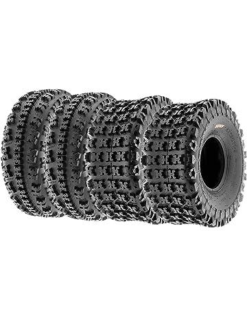 Amazon com: ATV & UTV - Tires & Inner Tubes: Automotive: Trail, Mud