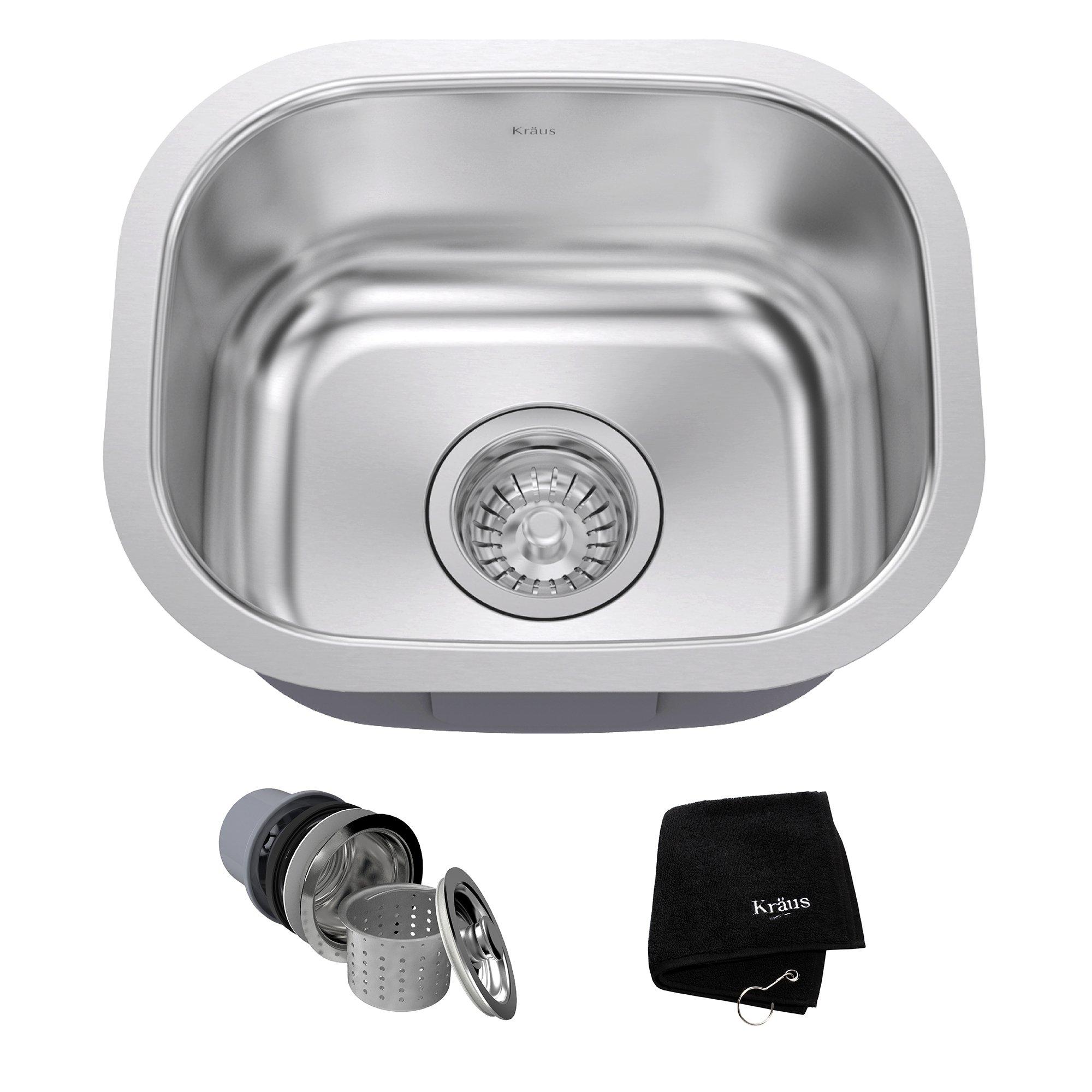 Amazon Stainless Steel Undermount Kitchen Sinks