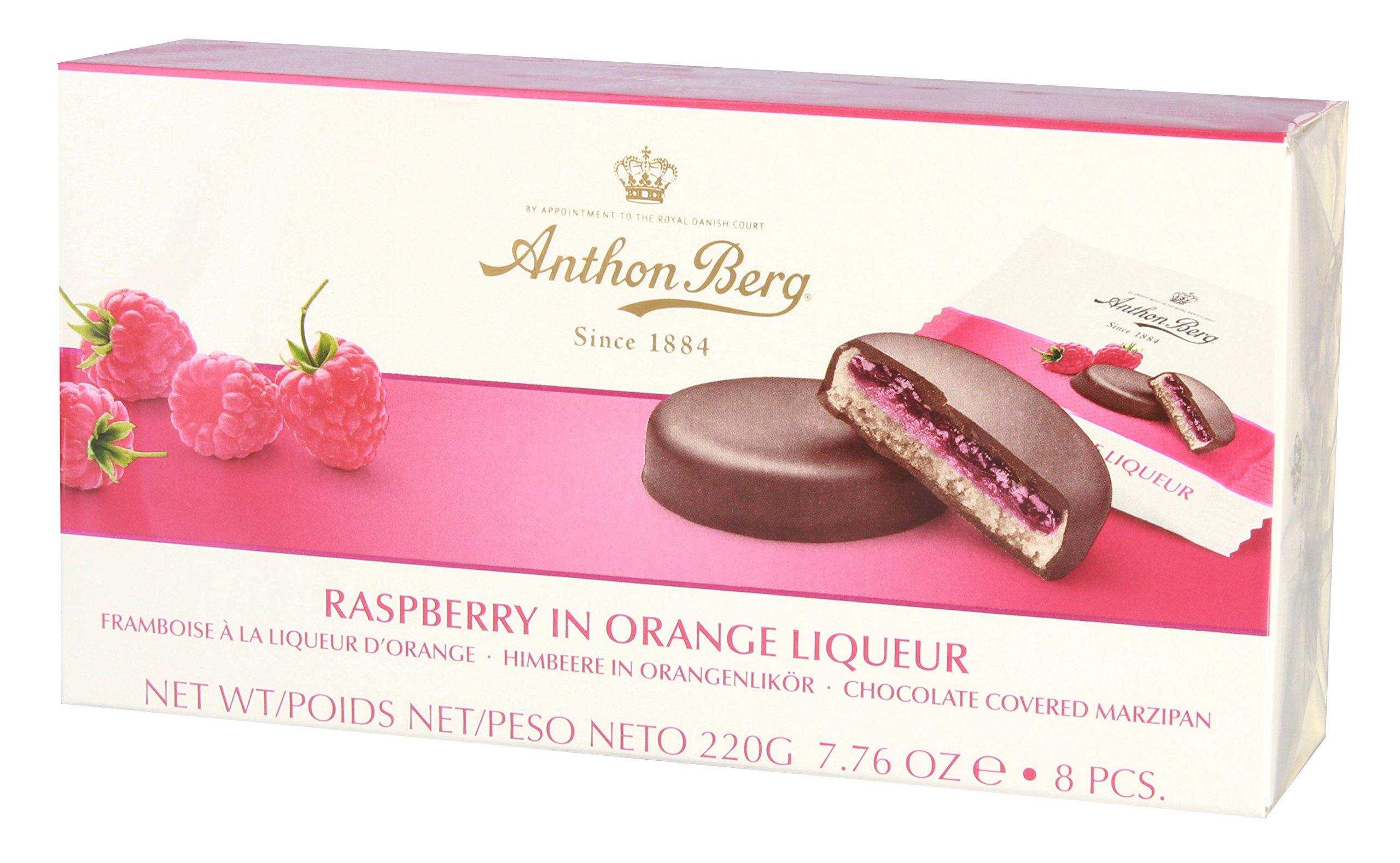 Anthon Berg Raspberry (220g)