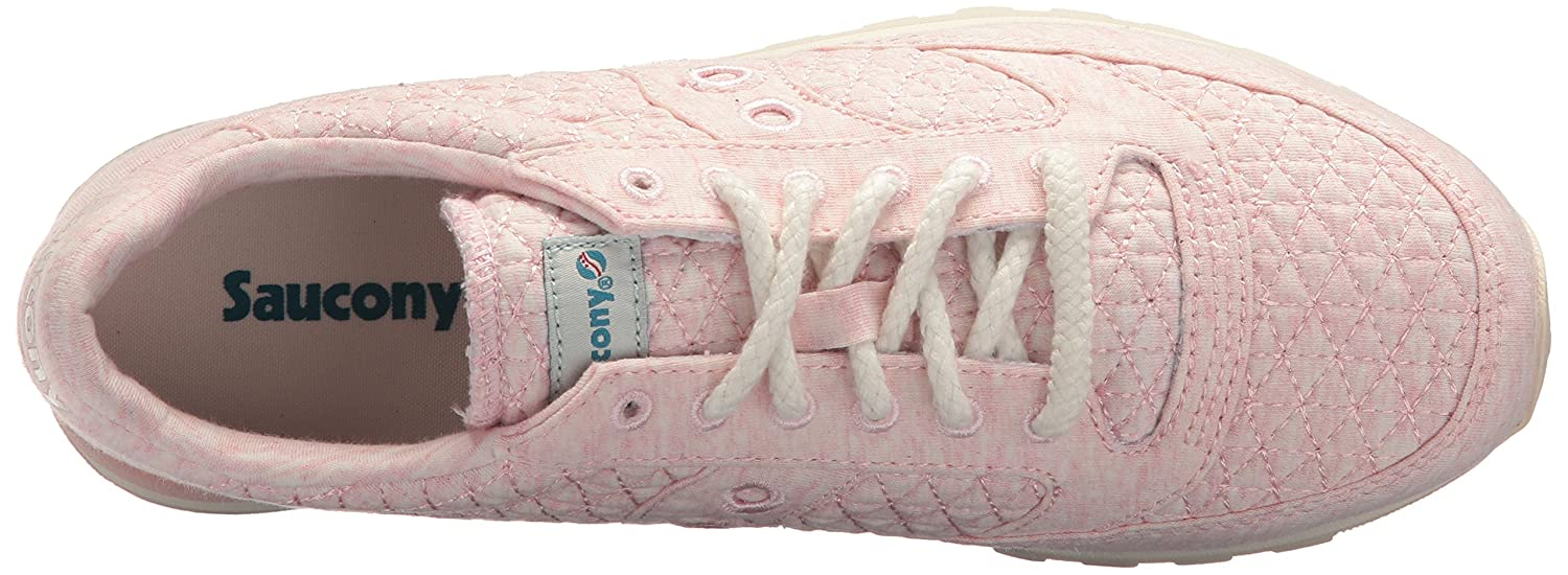 Saucony Originals Women's Jazz CL Cozy Sneaker B01N4111AF 9.5 B(M) US|Pink