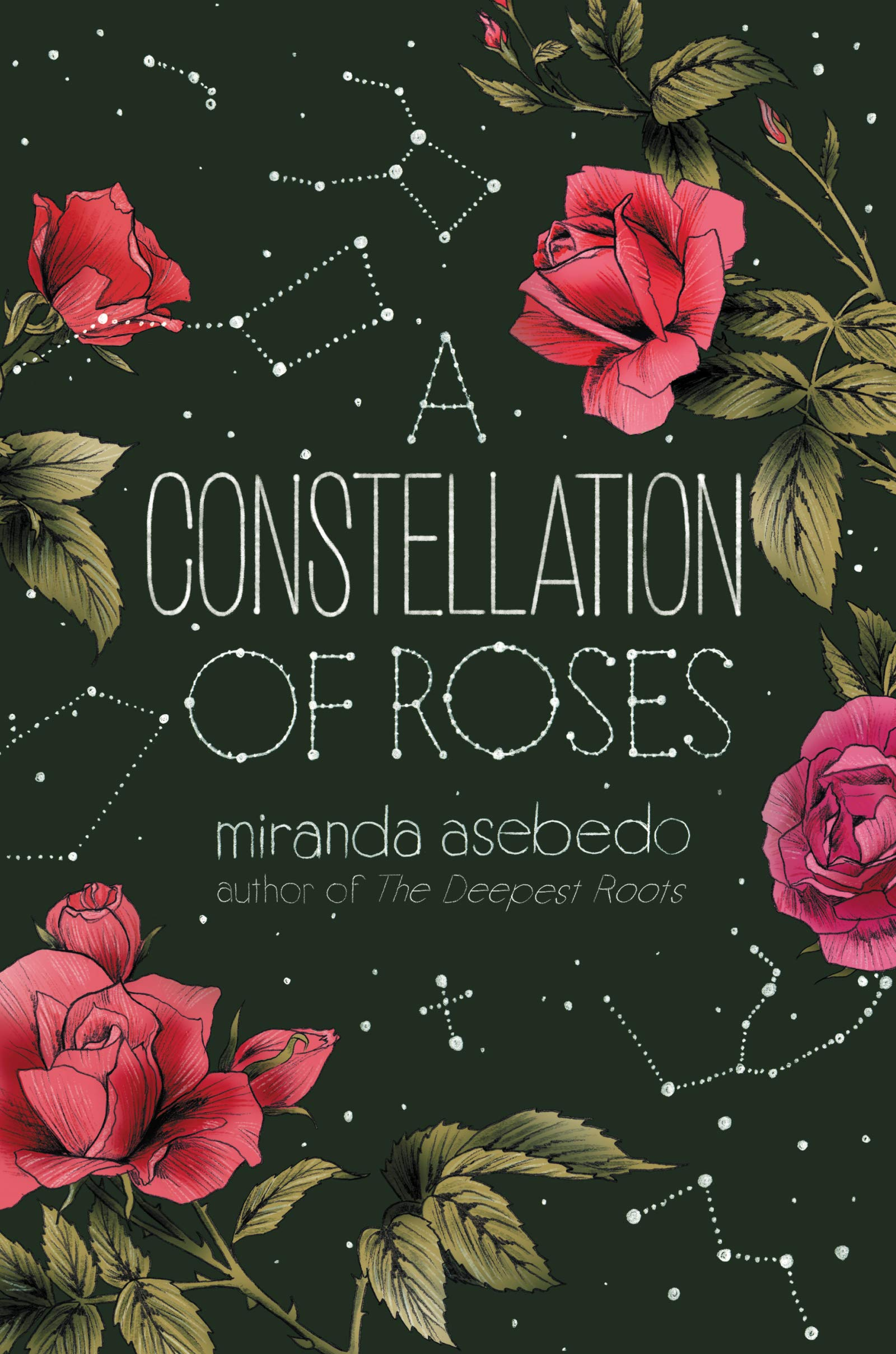 Image result for a constellation of roses