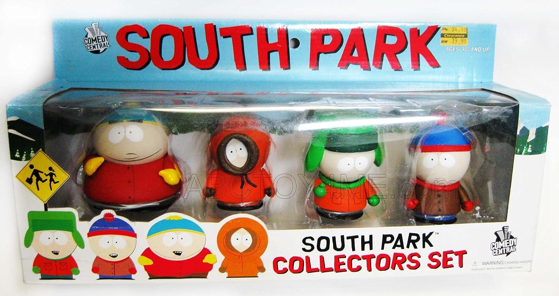 SOUTH PARK SERIES 1 MINI SET CHARACTER ACTION FIGURE KID FIGURINE TOY CAKE DECOR