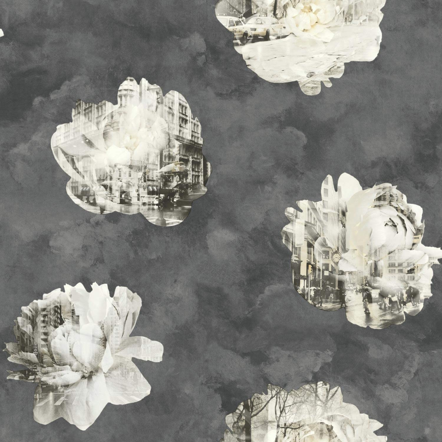 York Wallcoverings Risky Business 2 Double Exposure Removable