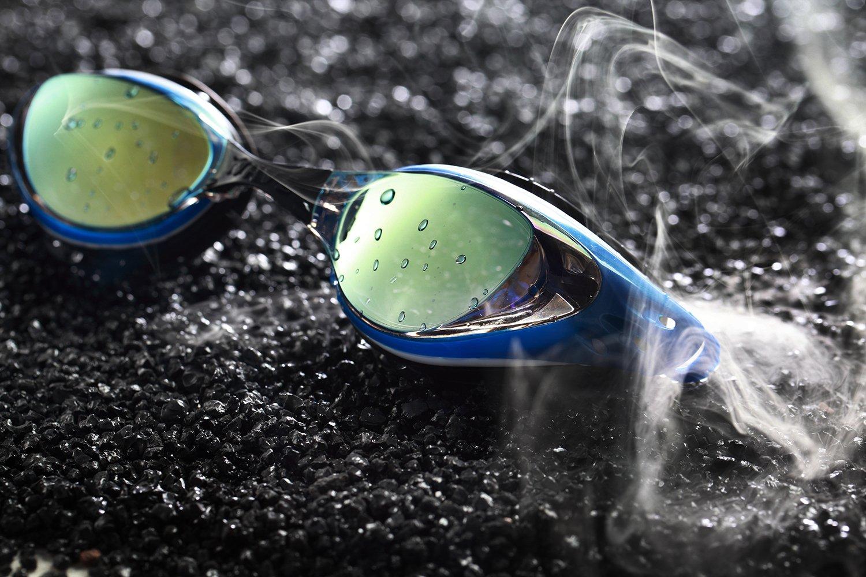 5f8204f77f1 wave Prescription Unisex Swim Goggles Vision Mirror Coated