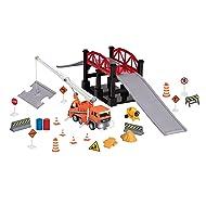 DRIVEN 255-WH1023 Bridge Construction Play Set, (Pack of 2)