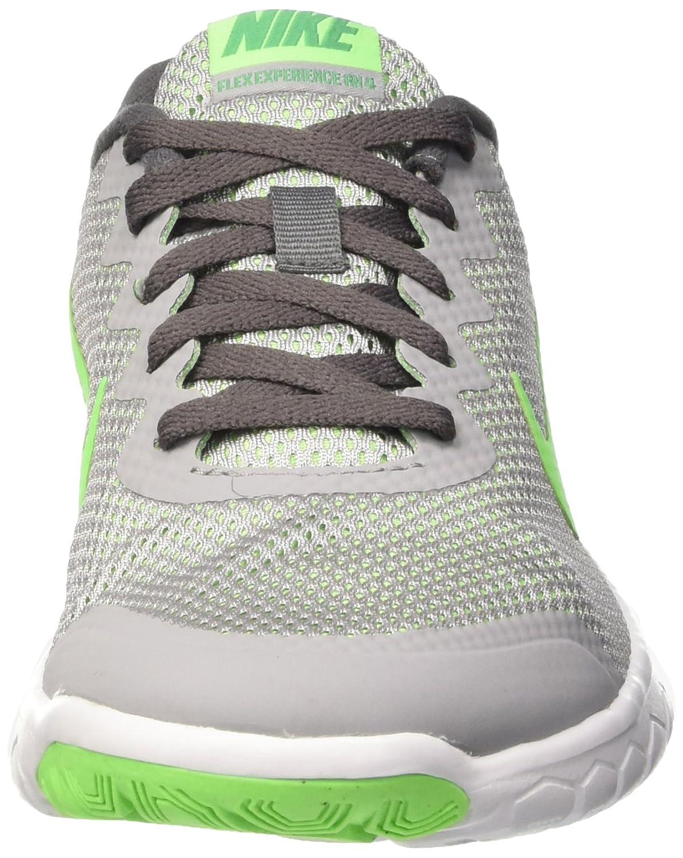 Nike Flex Experience (Wolf 4 para (GS) Zapatillas de Running Grn