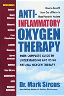 Oxygen book with flood your body