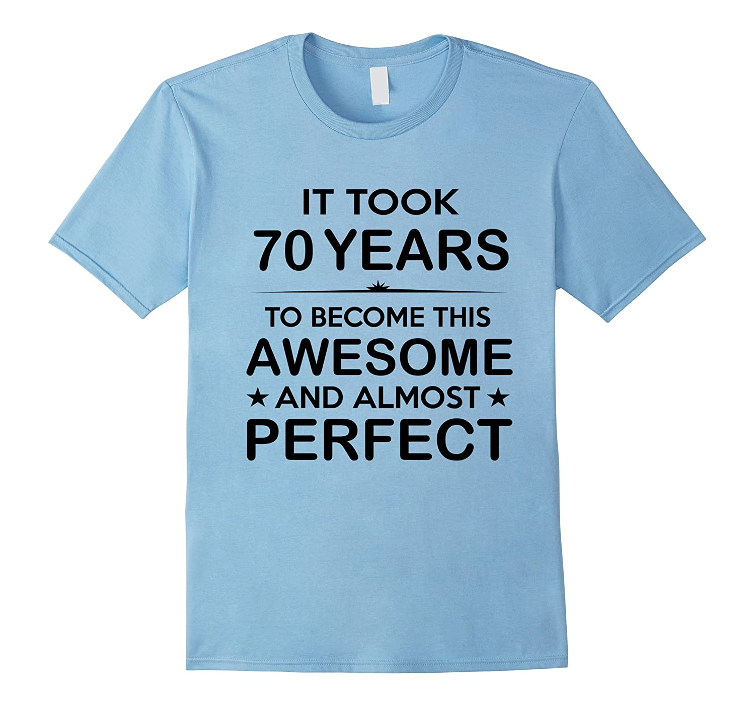 Seventy 70 Year Old 70th Birthday Gift Ideas