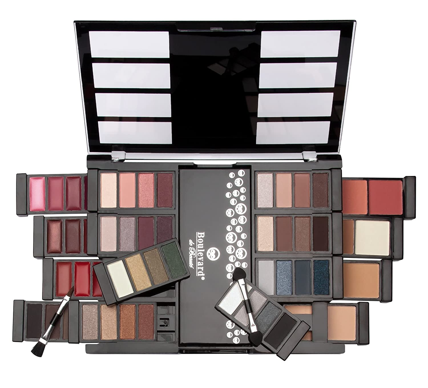 Boulevard de Beauté Beauty To Go Set de Maquillage 21062000