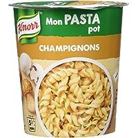 Knorr Pâtes Déshydratées Mon Pasta Pot Champignons 70 g - Lot de 4