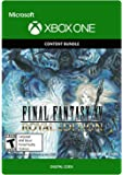 Final Fantasy Xv: Royal Edition - Xbox One [Digital Code]