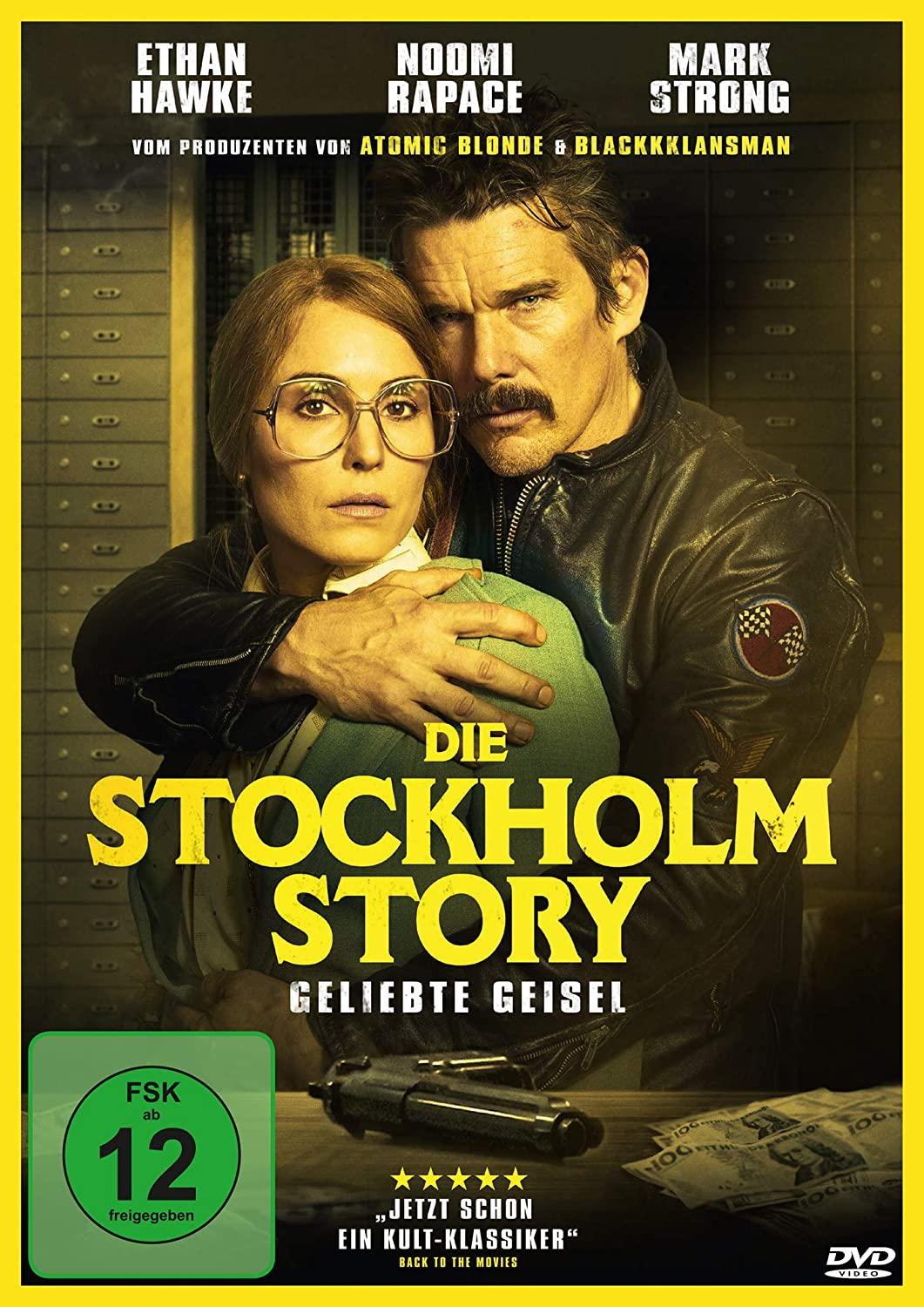 Cover: Die Stockholm Story 1 DVD-Video (circa 88 min)