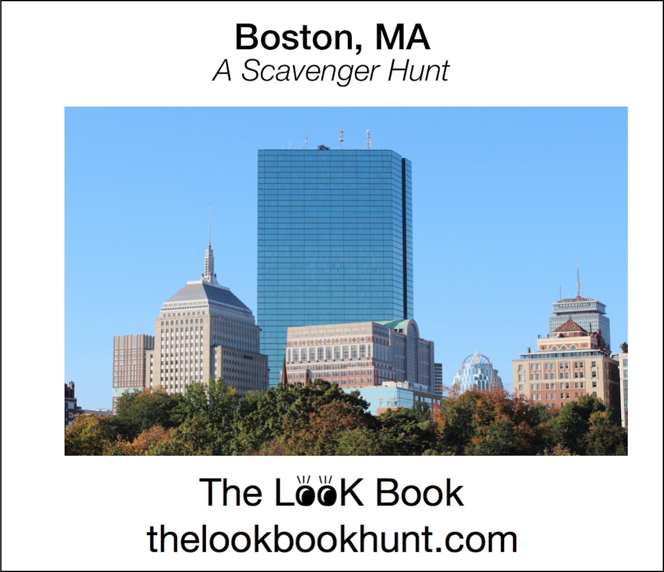The LOOK Book, Boston, MA PDF