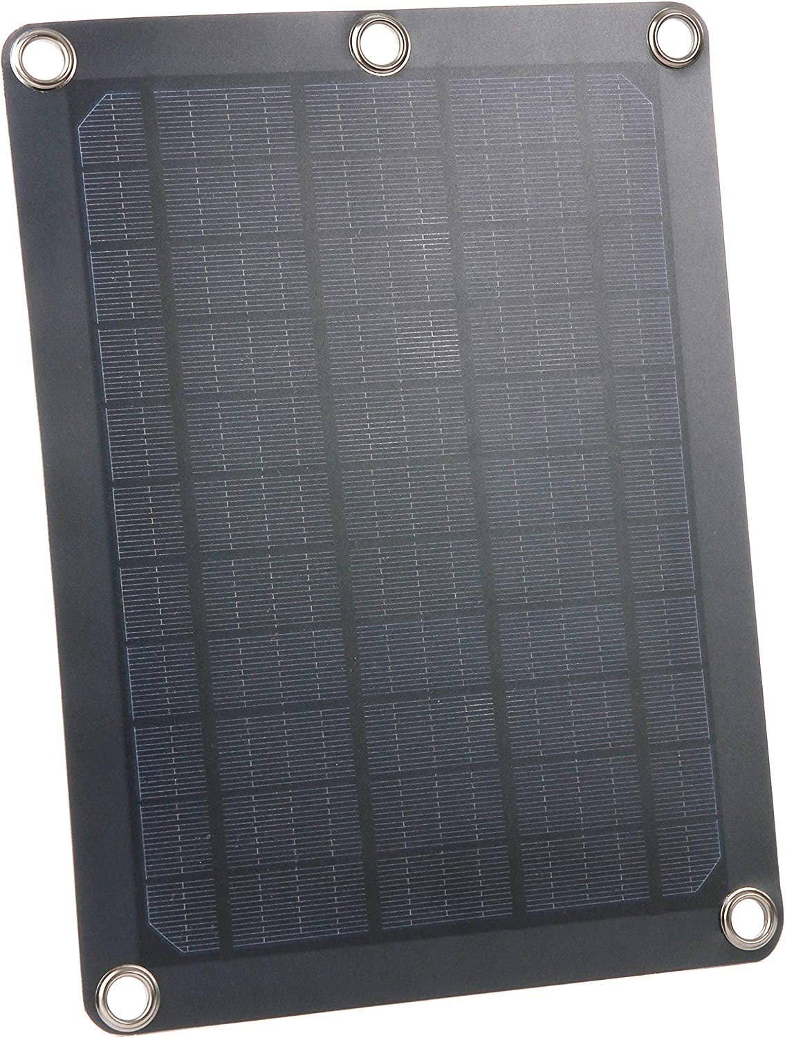 DURAGADGET Lightweight 5W 5V Solar Panel Charger w/USB Port - Compatible with Acer Switch 5 SW512-52-58Q4 | Switch 5 SW512-52-70DC | Switch 3 SW312-31-P5VG & Chromebook Tab 10 Tablets