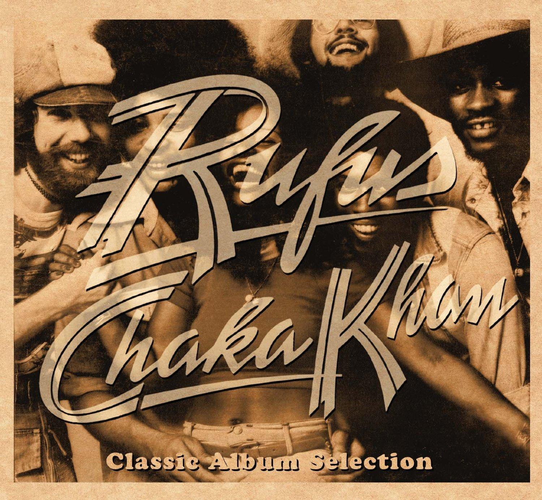 Rufus & Chaka Khan* Rufus Featuring Chaka Khan - Rufus Featuring Chaka Khan