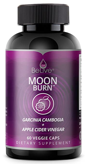 Amazon Com Moon Burn Garcinia Cambogia With Apple Cider Vinegar