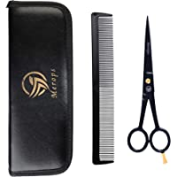 Merops Professional Hairdressing Scissors Hair Scissor for Hairdressers Barbers Stainless Steel Hair Cutting Shears…