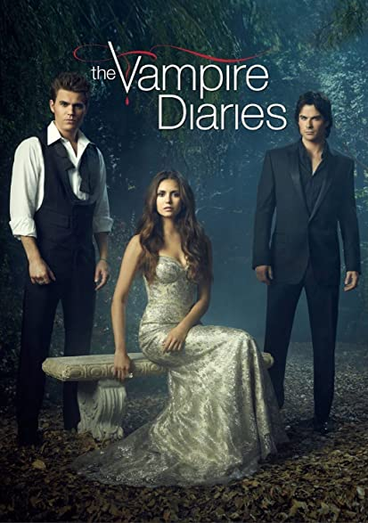 Image result for vampire diaries poster