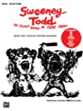 Sweeney Todd: Vocal Selections-Music Book